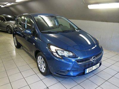 begagnad Opel Corsa 1,4 Ecotec Enjoy Pluspaket 90hk