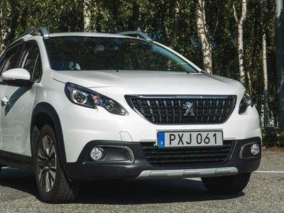 begagnad Peugeot 2008 1.2 e-THP Automat PureTech 108hk