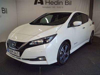 begagnad Nissan Leaf N-Connecta 40 KWH