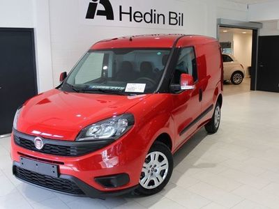 begagnad Fiat Doblò Nordic L1H1 2020, Transportbil 174 875 kr