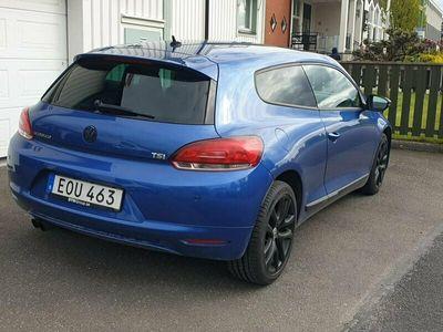 begagnad VW Scirocco 13