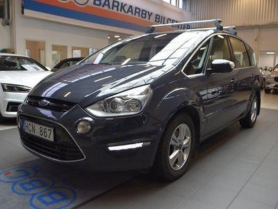 begagnad Ford S-MAX 2.2 TDCi Premium / 7-Sits / Webast