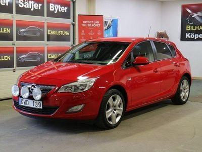 used Opel Astra 1.4 (140hk)Turbo-Drag-Endast 7800 mil