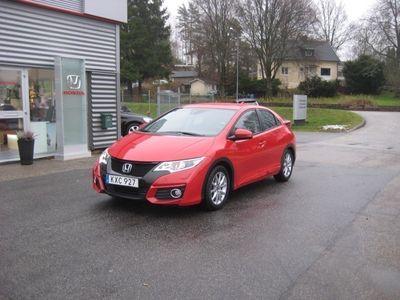gebraucht Honda Civic 1.8 ELEGANCE Automat Euro 6 142hk -15