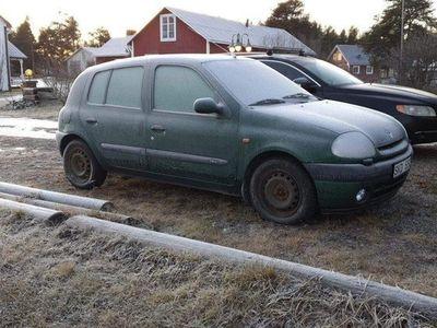 begagnad Renault Clio 01