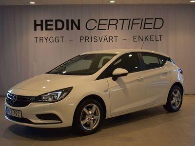 brugt Opel Astra + 1.4 Turbo Manuell