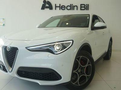 begagnad Alfa Romeo Stelvio SUPER 2.0 280HK AT8 AWD *CARPLAY*