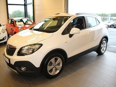 begagnad Opel Mokka 1.6 ecoFLEX Euro 6 115hk