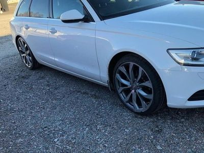 begagnad Audi A6 Avant 3.0 TDI V6 DPF quattro S