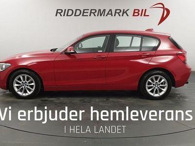 begagnad BMW 120 d xDrive 5dr, F20 (184hk) Sport line