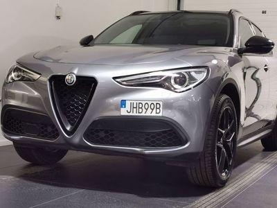 begagnad Alfa Romeo Stelvio Stelvio B-Tech 2.0 280hk