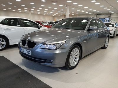 begagnad BMW 520 d Sedan