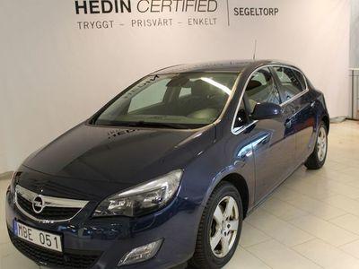 begagnad Opel Astra 1.7 CDTI DragKrok 125hk S+V-Hjul