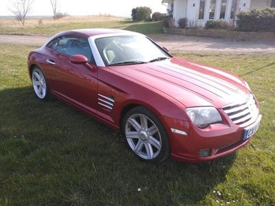 begagnad Chrysler Crossfire