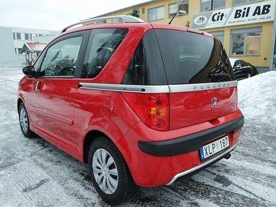 begagnad Peugeot 1007 1.6 (110hk).Autom.17000MiL