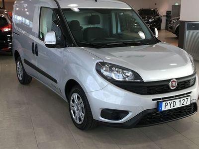 begagnad Fiat Doblò SKÅP L1H1 3.4M3 1.6 MJT 105 HK E6