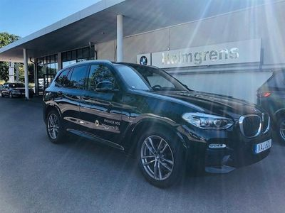 begagnad BMW X3 xDrive20d M Sport, Connected, Winter
