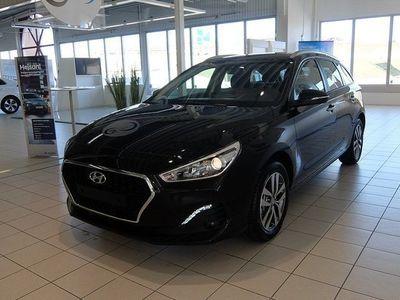 begagnad Hyundai i30 Kombi 1.0 Turbo M6 GDi Nordic Edition 2019, Personbil 191 400 kr