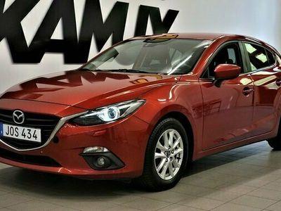 begagnad Mazda 3 3Sport 2.0 SKYACTIV-G Navi PDC-Bak SoV-Hjul 2015, Halvkombi Pris 108 800 kr