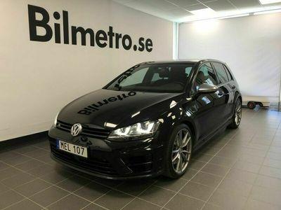 begagnad VW Golf R 300hk 4MOTION