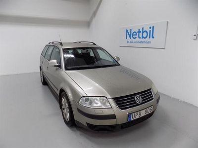 begagnad VW Passat 1.8T Variant 150hk Rep. Objekt -04