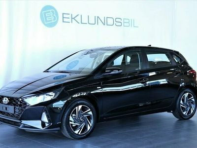 begagnad Hyundai i20 1.0 Essential MHEV - Manuell