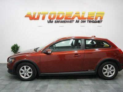 begagnad Volvo C30 1.8 Flexifuel Momentum 2009, Personbil 59 900 kr