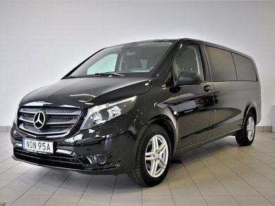 begagnad Mercedes Vito 116 CDI Tourer Euro 6 XL 9-sits
