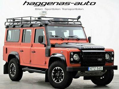 begagnad Land Rover Defender 110 Adventure / TD4 / 7-sits