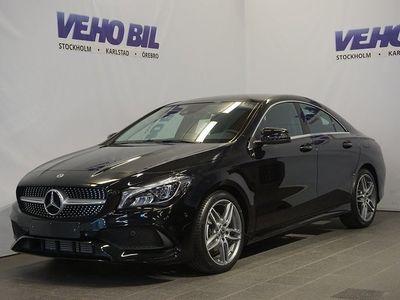 begagnad Mercedes CLA200 4MATIC AMG Aut Backkam -19