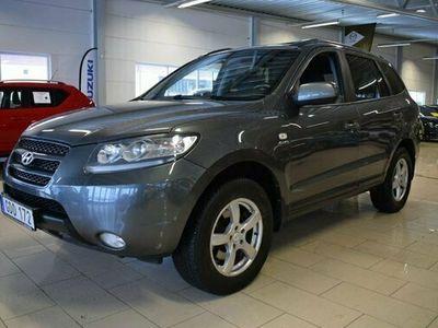 begagnad Hyundai Santa Fe 2.2 CRDi 4WD Automat 2008, SUV Pris 54 000 kr