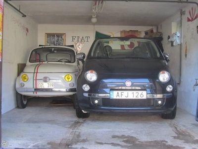 begagnad Fiat 500 CAB 1,2 sportpaket 14 -14