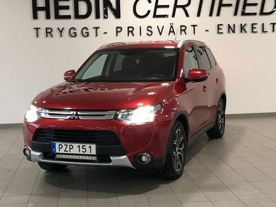 second-hand Mitsubishi Outlander 2.2 Di-D 4WD Automatisk