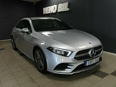 begagnad Mercedes A180 Sedan AMG Aut Navi Backkamera