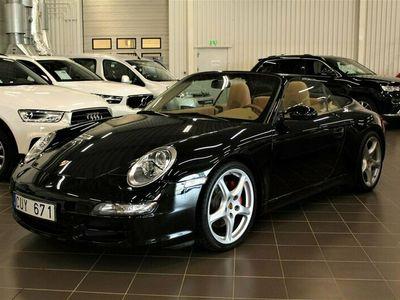 begagnad Porsche 911 Carrera S Cabriolet TipTronic S 355hk