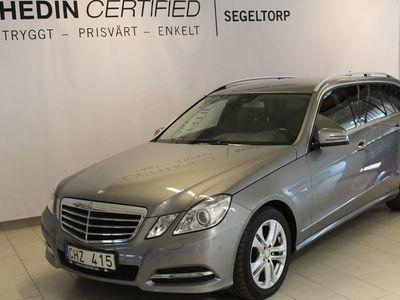 begagnad Mercedes E250 E 250 CDI Kombi 4matic 204hk