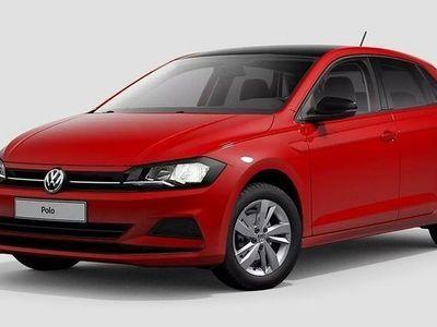 begagnad VW Polo 1.0 TSI 95 HK 5 VXL