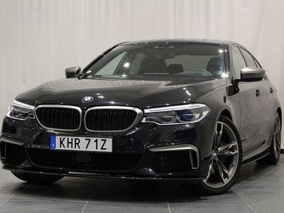 begagnad BMW M550 dA xDrive Sedan Ultimate Edition M-Performance Helt Unik 400hk