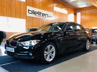 begagnad BMW 320 d Aut Sedan Sport line EU6 190hk