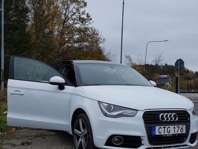 brugt Audi A1 Sportback -14