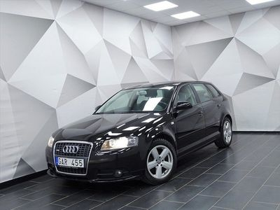 begagnad Audi A3 Sportback 1.8 TFSI S-Line / SoVhjul