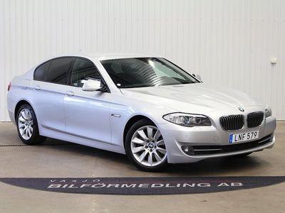 begagnad BMW 530 d Sedan F10 AUT 245HK