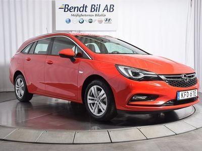 begagnad Opel Astra Sports Tourer 1.4 EDIT Automat Eur -19