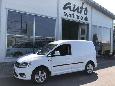begagnad VW Caddy 1.4 TSI BMT DSG 125hk (SE SP