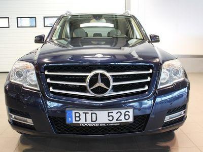brugt Mercedes GLK250 CDI 4x4