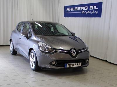 gebraucht Renault Clio 1,2 16V 75hk Expression 5-d, Garanti 24 månader, 16t alu-fälg Passion silver