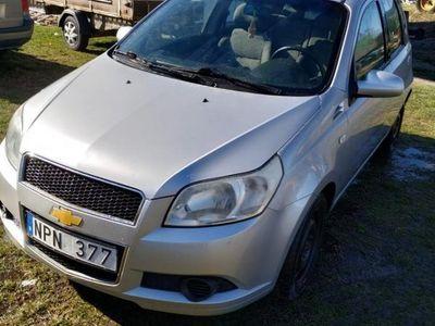 begagnad Chevrolet Aveo 5-dörrar