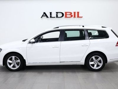 gebraucht VW Passat TDI Masters Blåtand, Farthållare 2014, Kombi 159 000 kr