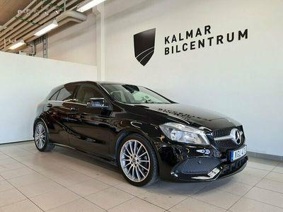 begagnad Mercedes A180 Euro 6 122hk