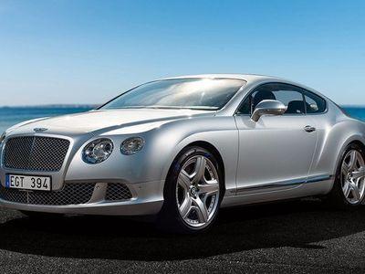 begagnad Bentley Continental GT 2012, Sedan 845 000 kr